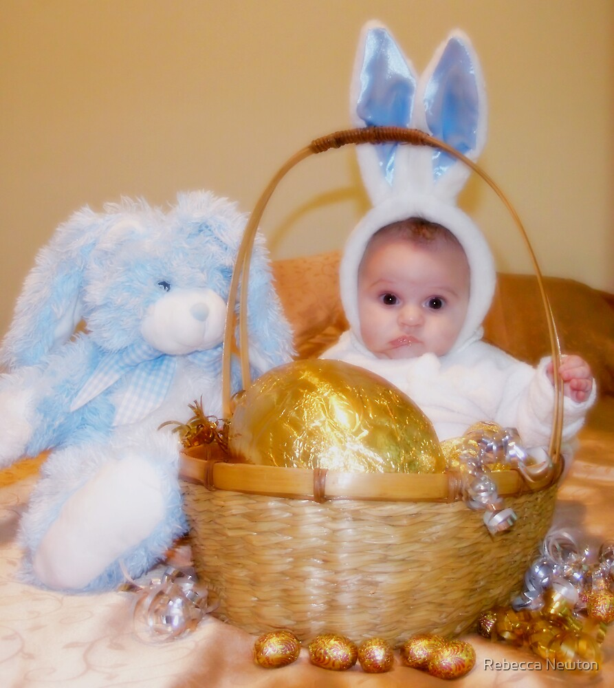 Happy Easter! by Rebecca Newton