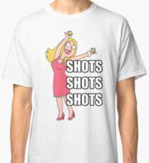 Shots! shots! shots! Classic T-Shirt