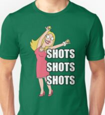 Shots! shots! shots! T-Shirt