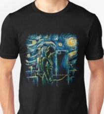 Starling Night (Arrow & Van Gogh) T-Shirt