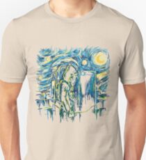 Starling Night (Arrow & Van Gogh) T-Shirt