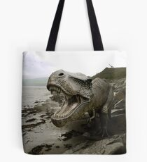 The Jurassic Coast Tote Bag