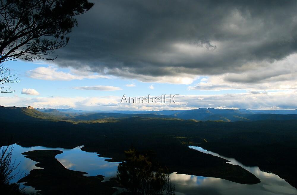 Moody Blue by AnnabelHC