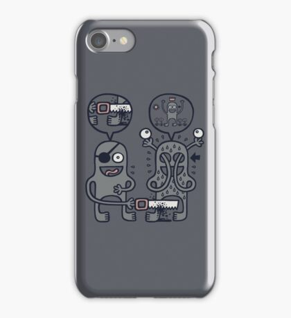 To Attain Higher Perspective Through Detachment iPhone Case/Skin