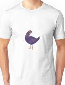 Trash Doves Unisex T-Shirt