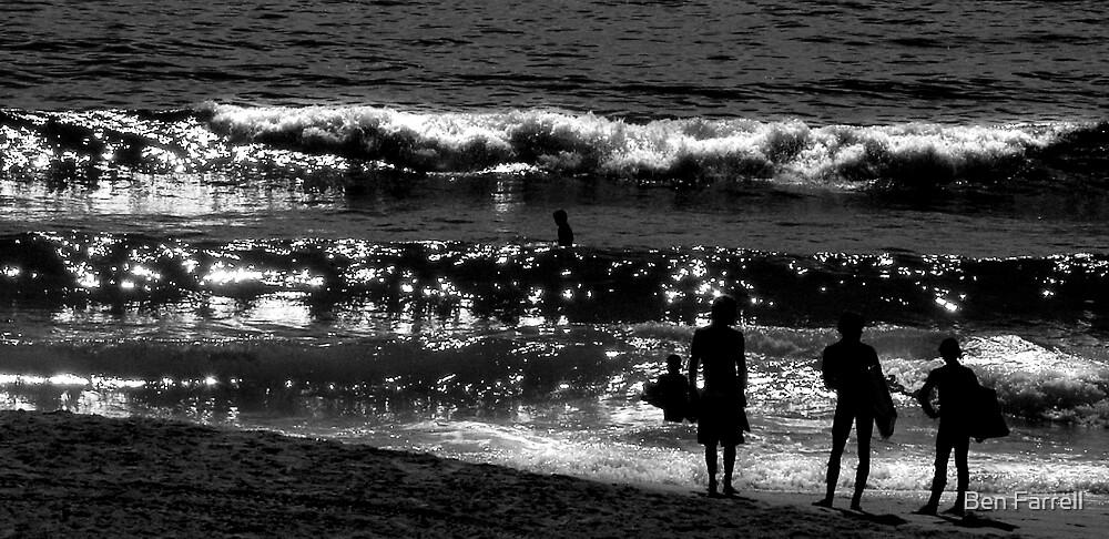 Seaside Figures by Ben Farrell