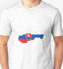 slovaquie Unisex T-Shirt