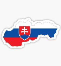 slovaquie Sticker