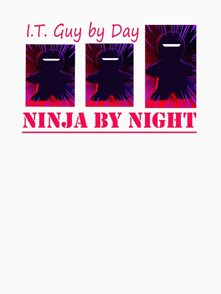 Occupation - Ninja by zee1
