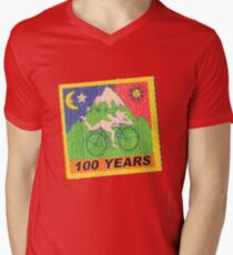 100 Years Men's V-Neck T-Shirt
