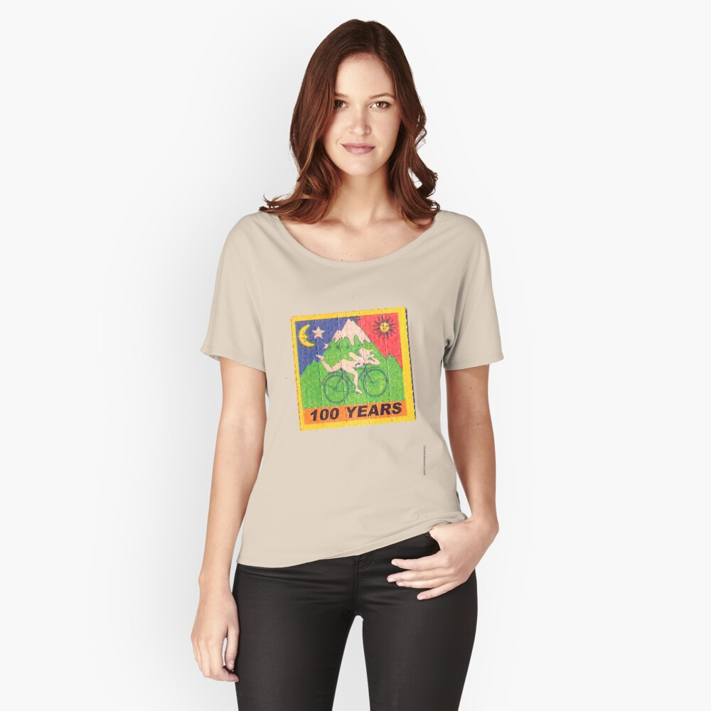 100 Years Women's Relaxed Fit T-Shirt Front