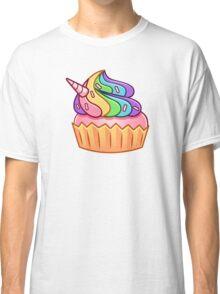 Unicorn Cupcake Classic T-Shirt