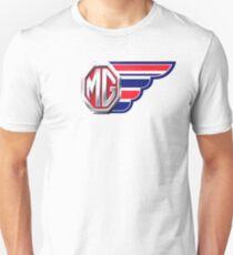 MG winged union jack Unisex T-Shirt