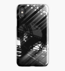7 Train Abstract 1 iPhone Case/Skin