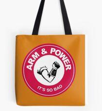ARM & POWER Tote Bag