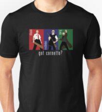 Camiseta unisex ¿Tienes a Cornetto?