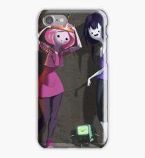 Adventure girls iPhone Case/Skin