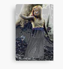 Reach - Victorian Era Photography Canvas Print