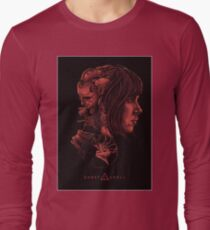 Ghost in the Shell Poster Long Sleeve T-Shirt