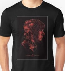 Ghost in the Shell Poster T-Shirt