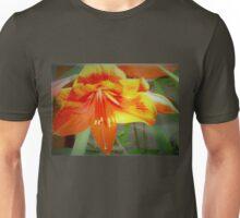 Merry amaryllis Unisex T-Shirt