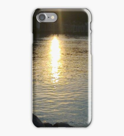 Sunset Bridge iPhone Case/Skin