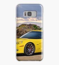 2008 Corvette Z06 Coupe Samsung Galaxy Case/Skin