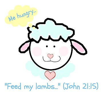 Feed My Lambs by michnicolas