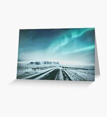 Until It Fades Away Greeting Card