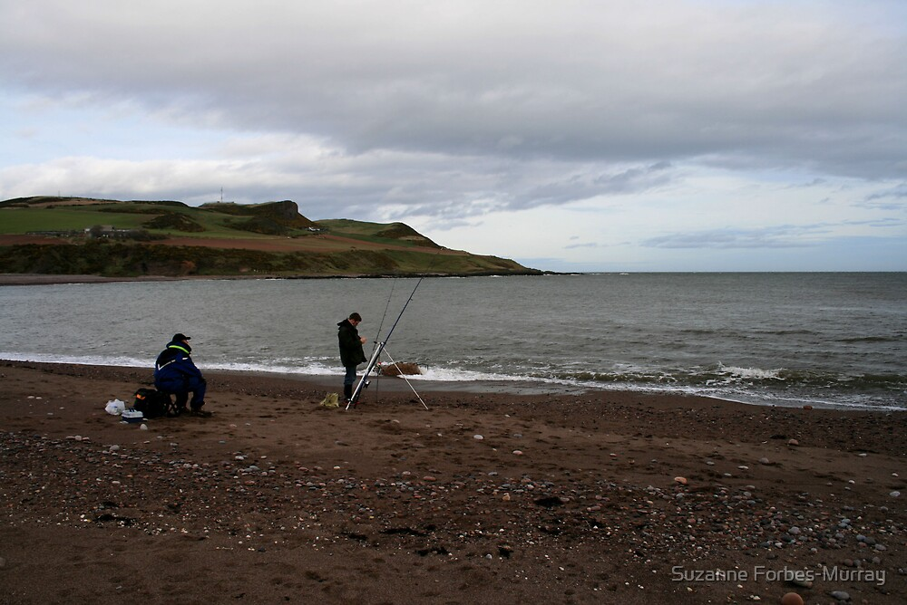 Fishing in the North Sea by Suzanne Forbes-Murray