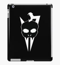 Voldemort& Valour (black) iPad Case/Skin