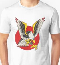 American Traditional Eagle Unisex T-Shirt