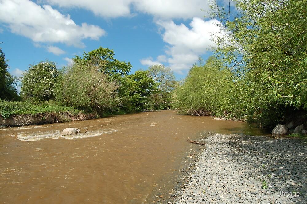 Riverbank by JImage