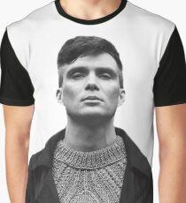 Cillian Murphy Graphic T-Shirt
