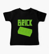 Green Brick, Customize My Minifig Kids Clothes
