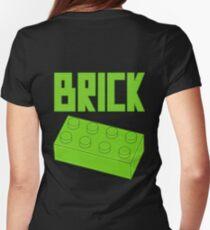 Green Brick, Customize My Minifig T-Shirt