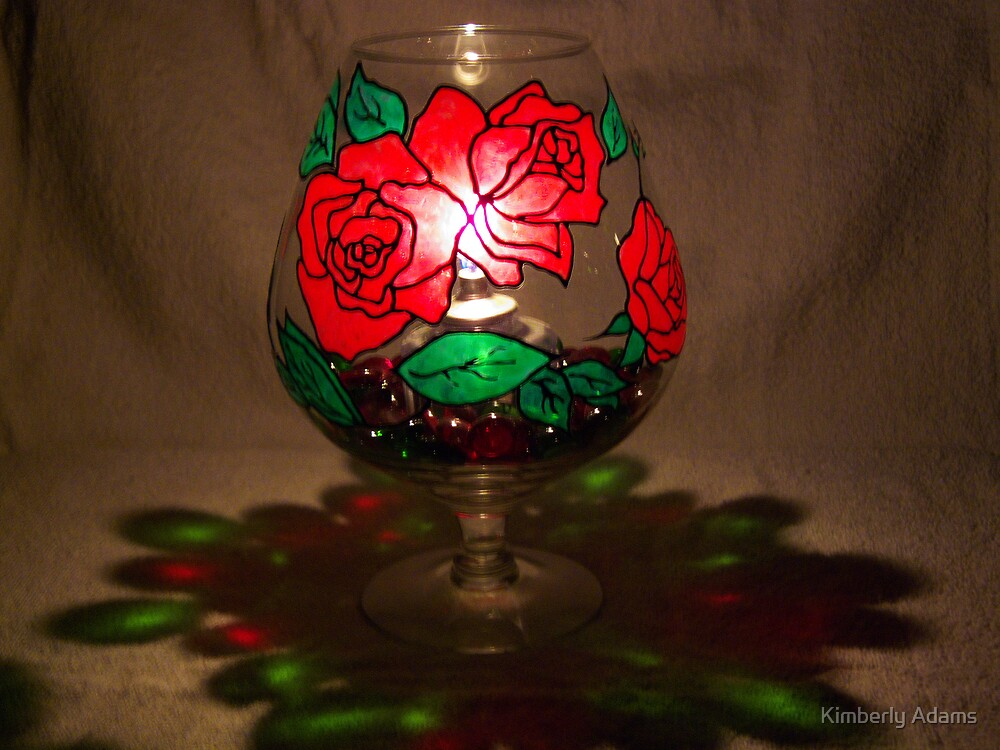 Reflections of a Rose by Kimberly Adams