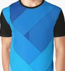 Modern material design background Graphic T-Shirt
