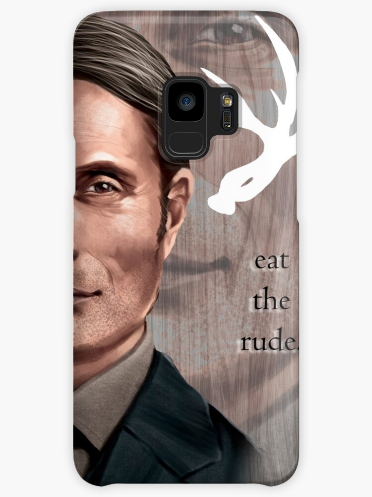 Hannibal - Eat the Rude by barrocco