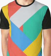 Modern material design vector background Graphic T-Shirt