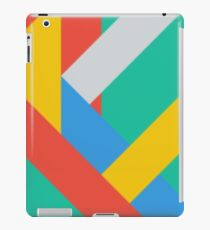 Modern material design vector background iPad Case/Skin