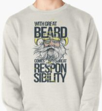 Great Beard  Pullover