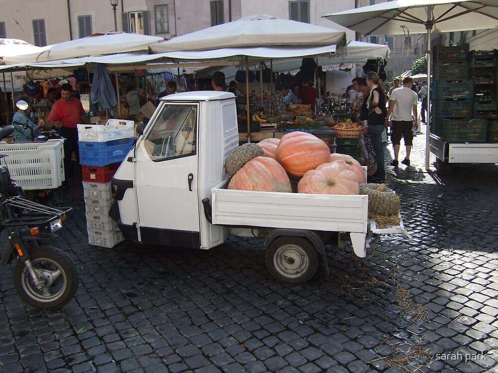 little truck by sarah park