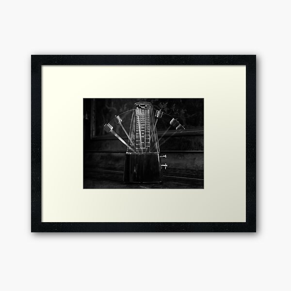 In Time Framed Art Print