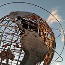 Queens Unisphere, NYC by Andy Sherman