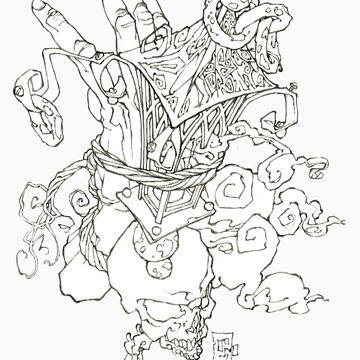 Lantern Hand by Rayman