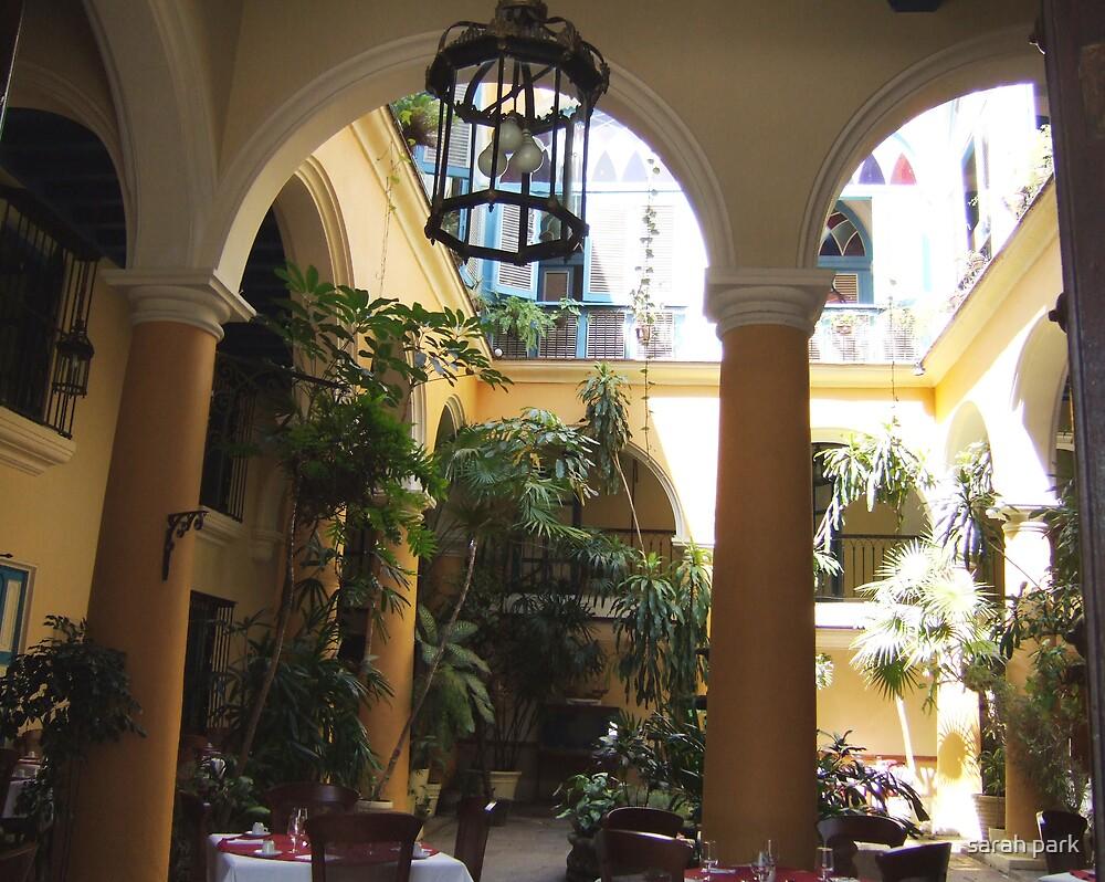 havana restaurant by sarah park
