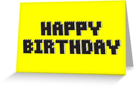 Happy Birthday by ChilleeW