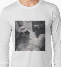 Casper the friendly dog Long Sleeve T-Shirt