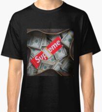 supreme money  Classic T-Shirt